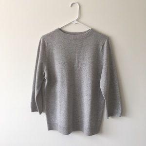 Talbots Cashmere Crewneck Sweater